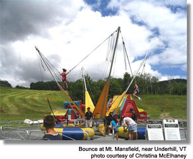 Underhill Vermont Attractions