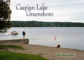 caspianlake_beach, greensboro vt