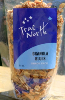 True North Blueberry Granola