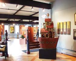 Visit Kimble House, Warren Kimble's Gallery and Studio in Vermont