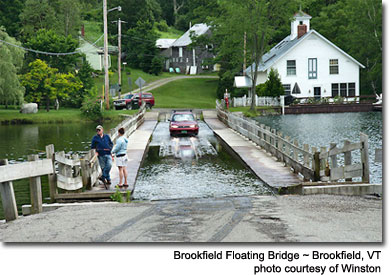 Brookfield VT Inns