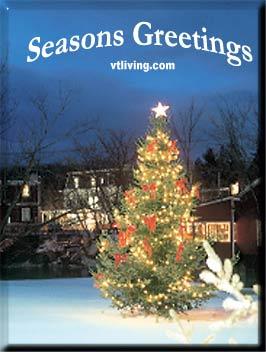 Seasons Greetings from Vermont Living Magazine