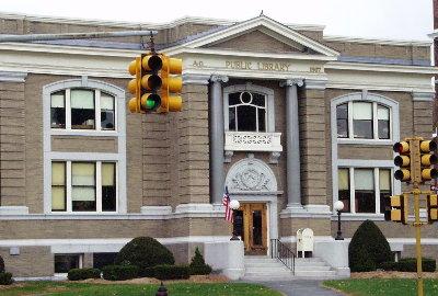 Barre VT public library