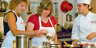 Essex Resort Cooking Academy culinary classes