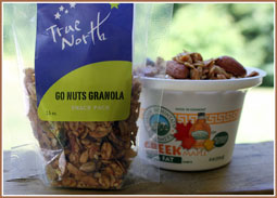 true north granola review