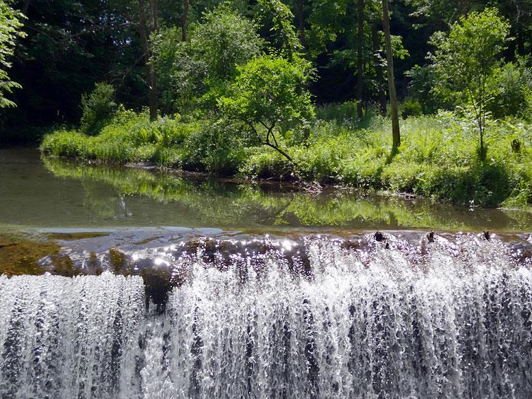 hartlandmillwaterfall