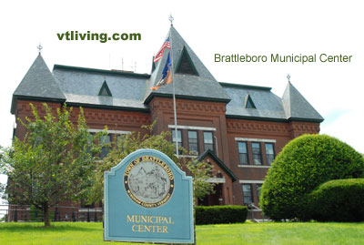 Brattleboro VT municipal-center