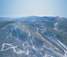 Smugglers, smuggelers, Smuggler's, Smugglers, Smugglers' notch ski area, ski resort, ski center