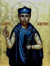 Saint Valentine history