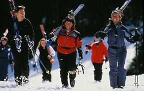 women ski spree, VT skiers, ski, skiers, ockemo, Ockemo, Okemo, Mt., Mountain, Okemo Ski area