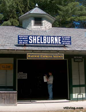 Shelburne Station