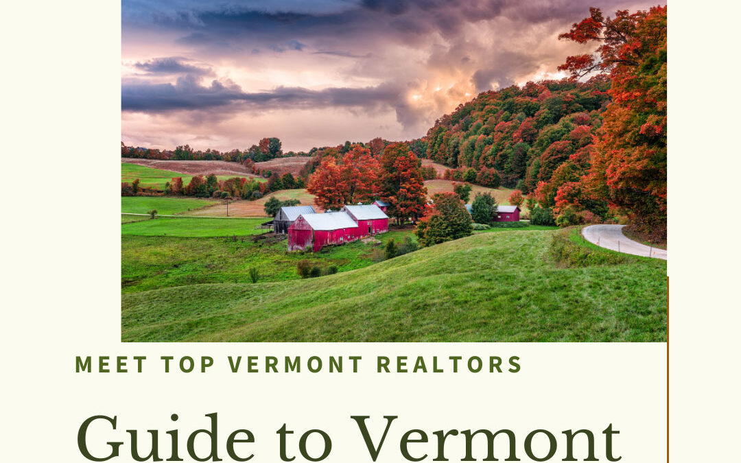 VT Living Guide to Vermont Realtors Real Estate Brokers Land Homes Commercial Realty