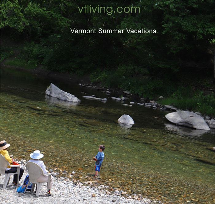 Vermont Summer Vacations