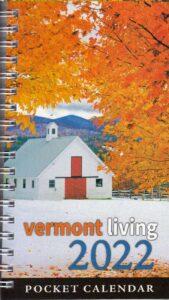 VT Living Pocket Calendar